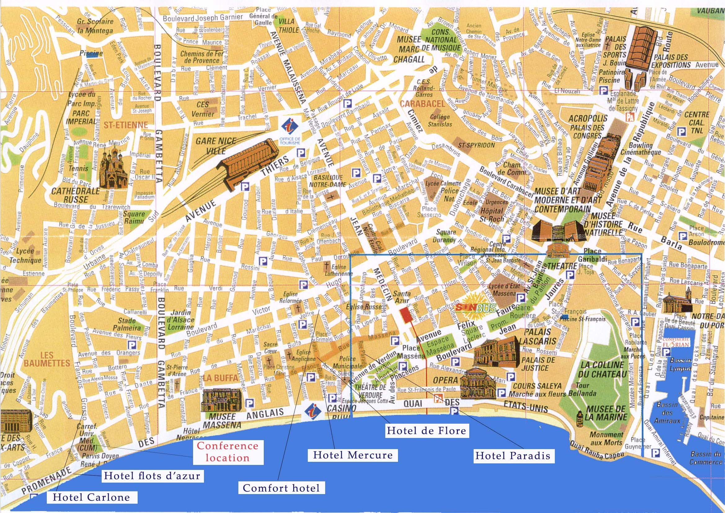 Paris to Nice In 12 Days? - France Forum - TripAdvisor