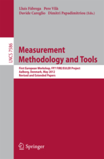 Measurement Methodology and Tools
