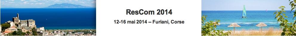 ResCom 2014
