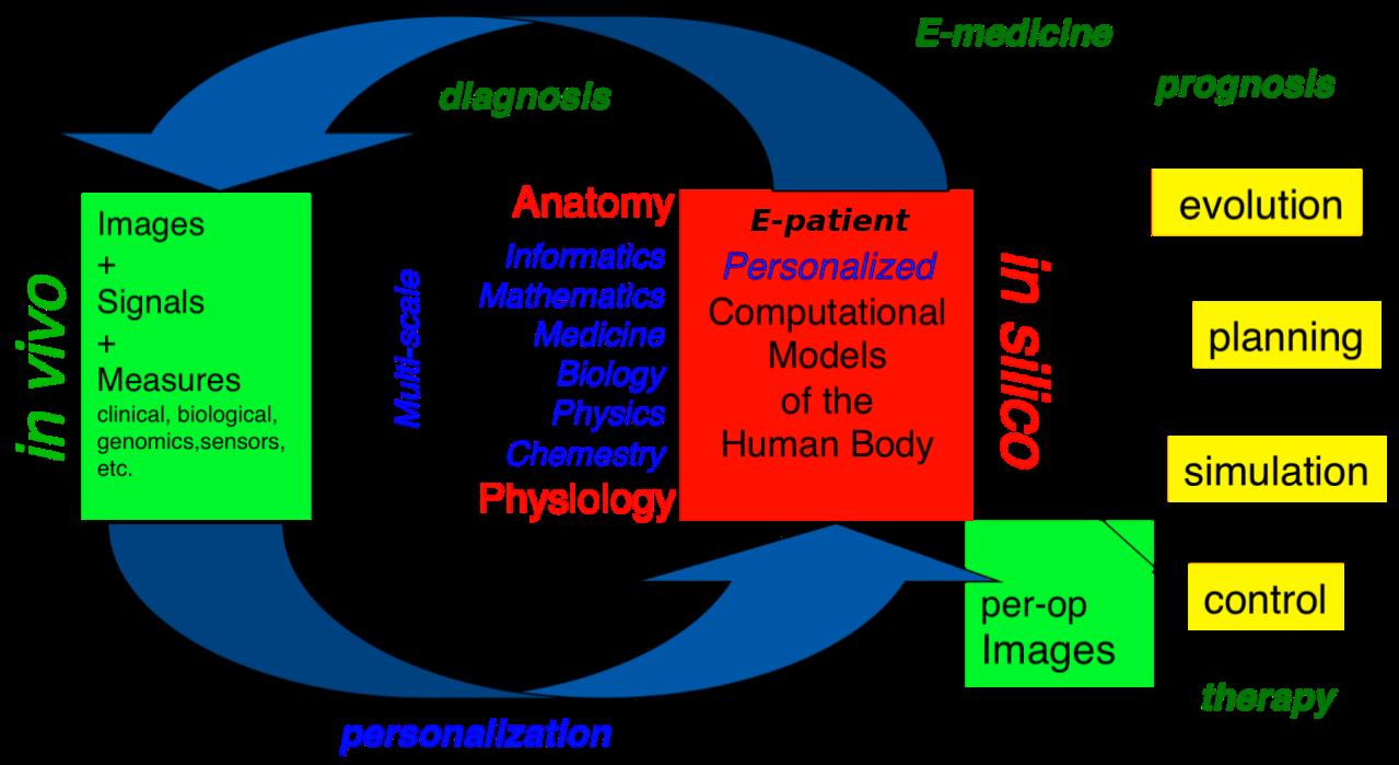 The personalized e-patient for e-medicine